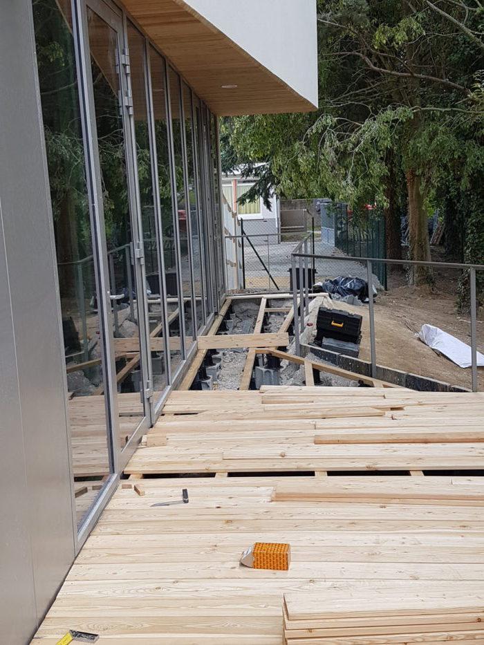 Création Et Installation De Terrasse Bois Sur Mesure