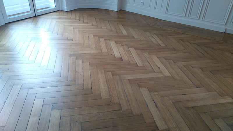 Rehabilitation de parquet ancien